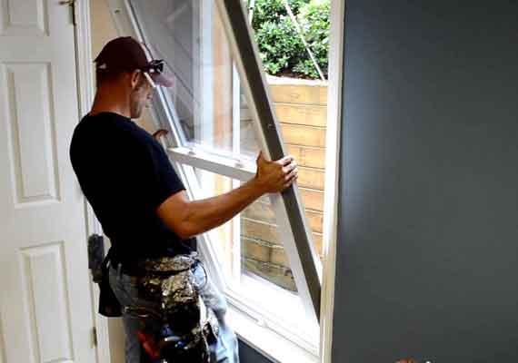 Window installation in Prince William VA