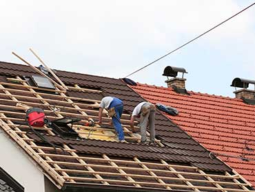 Need a reliable roof repair in Woodbridge VA? Call us now!